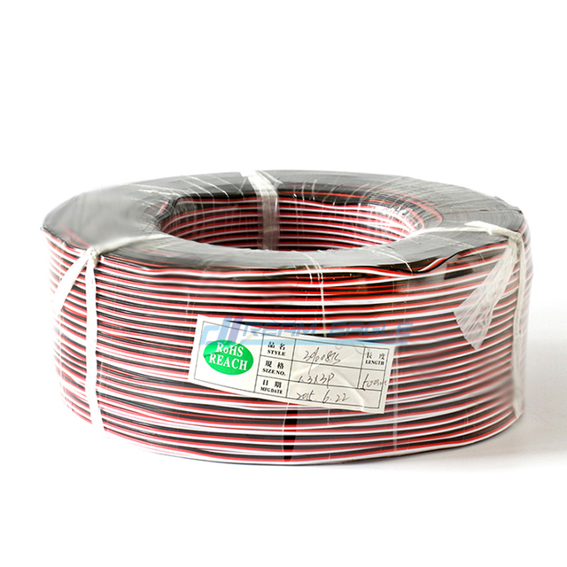 10M 26AWG servo extension cable wire extended wiring 30 cores cord lead for RC helicopter drone cars diy accessories