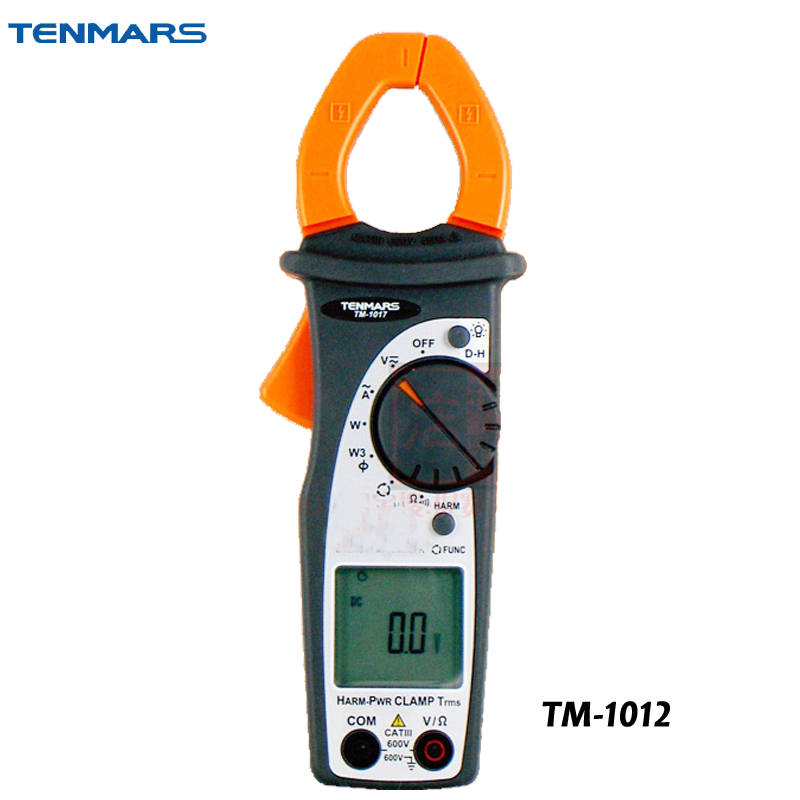 400A Autoranging AC Clamp-on Meter TM-1012400A Autoranging AC Clamp-on Meter TM-1012