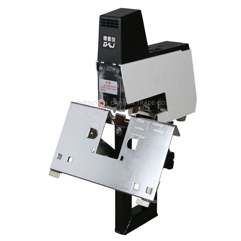 Electric Rapid Stapler Binder machine book stapler machine 2 50 sheets with pedal 100MM 220V Update