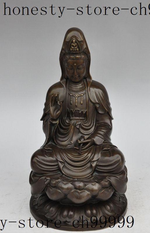 christmas chinese buddhism bronze seat lotus Kwan-Yin Bodhisattva Goddess Buddha statue halloweenchristmas chinese buddhism bronze seat lotus Kwan-Yin Bodhisattva Goddess Buddha statue halloween