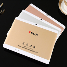 FUGN 10 inch Android Phone Call Tablet Octa Core 4GB Ram GPS Dual SIM 3G Network Tablets with Customized Russian Keyboard 8 9.7′