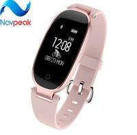 10pcs Lot Fashion S3 Smart Band Bracelet Girl Women Heart Rate Monitor Wrist Smartband Lady Female