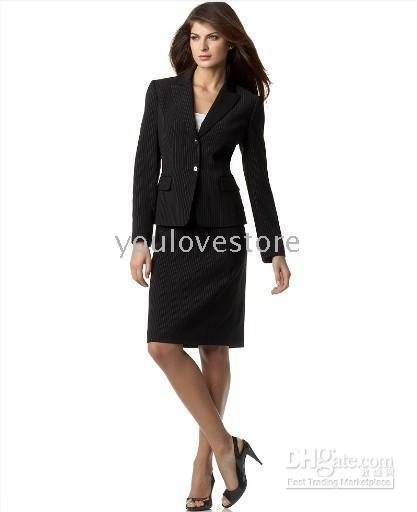 Women Suit Jacket Skirt Fashion Women Suit Women Office Skirt