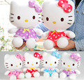 2016 new hello kitty Bubble nanoparticles wave point KT doll birthday gift