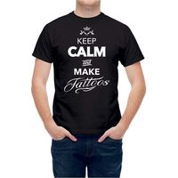 T Shirt Tattoo Inspiring Positive Typography Tee Casual Plus Size T Shirts Hip Hop Style Tops