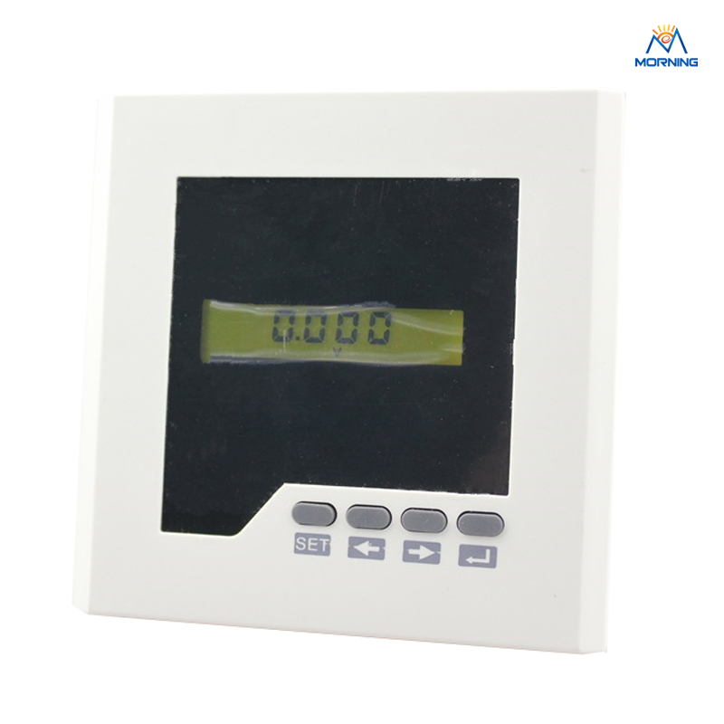 D2Y  120*120mm power supply low price lcd single-phase digital multifunction meter for distribution box 42 type single phase programmable intelligent digital power meter lcd digital energy meter 120 120 80 sp 42wh