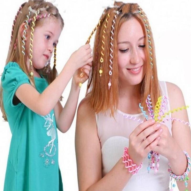 Hair Styling Tools Weave Braid Hair Braider Bun Maker Hair Roller Diy Beauty Tool Braiding Accessories Twister Diy Hair