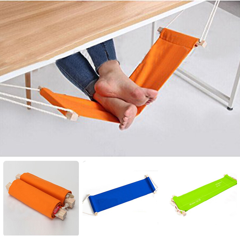 Rest Foot To Ease The Footsteps Of Fatigue To Relax Their Desk Under The Small Hammock Relax Artifact