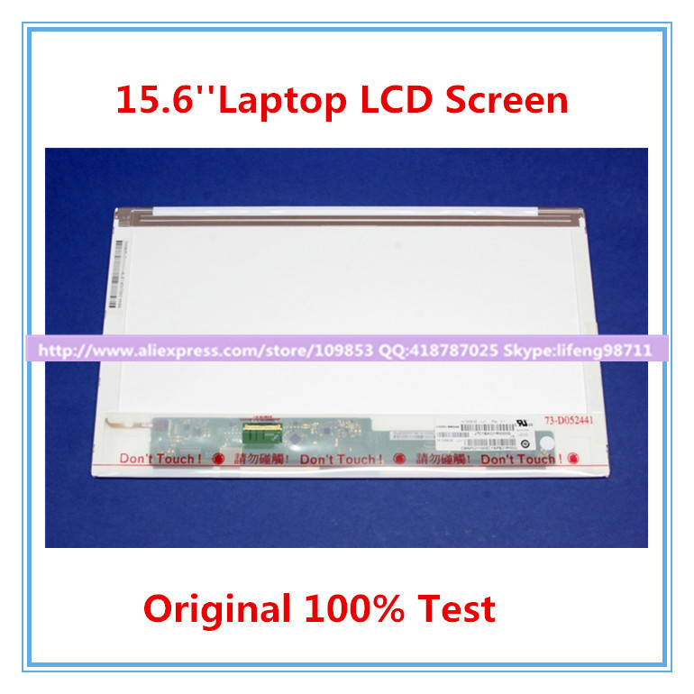 LAPTOP LCD LED SCREEN LP156wh4 tpa1 n156bge-e21 ltn156at08 lp156wh2 tpb1 1366*768 Only for DELL