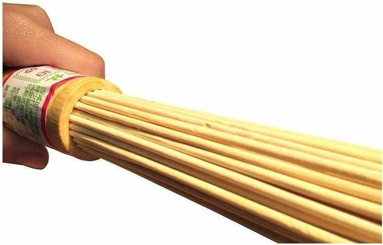 الخيزران المنتجات الصنابير شا عصا الخيزران قضيب الذهب مكنسة ممارسة بار الرمال الخيزران بات المادة شا