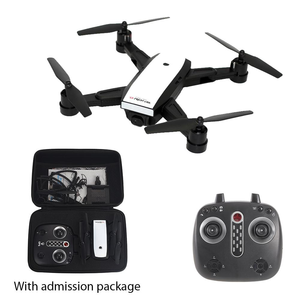 Professional Aircraft Drone Helicopter WiFi FPV GPS Follow Me Automatic Return Selfie Stable Gimbal follow me down