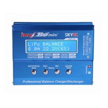 Заводская распродажа SKYRC Imax B6 мини 60 Вт Профессиональный Баланс Зарядное устройство Dis зарядное устройство для RC вертолета Зарядка батареи