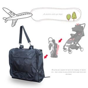 Image 3 - إكسسوارات لعربة الأطفال حقيبة سفر Babyzen Yoyo حقيبة ظهر لتنظيم حقيبة الظهر Yoya Babytime حقيبة حمل