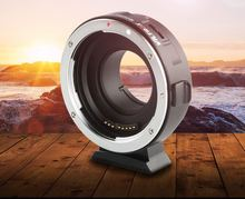 AmoPofo EF-M1 Automatic focus for Canon EF-mount series lens to be used on M43 camera