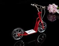 Skateboard Bicycle Model Simulation of Metal Two Wheel Model Toys