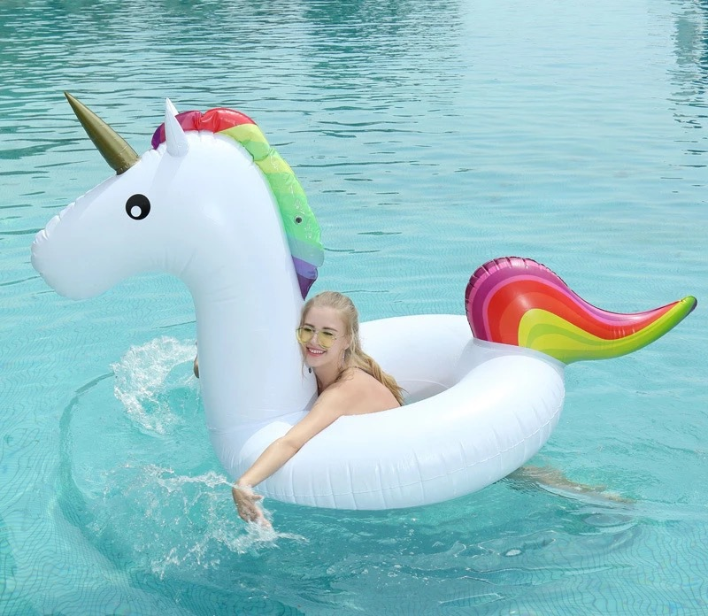 High Quality giant inflatable unicorn