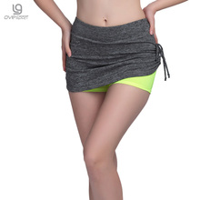 Women Summer Skirt Shorts Fitness Women's Casual Bow Cool Adventure Time Short Fitness Workout Shorts Active Bottom 2016
