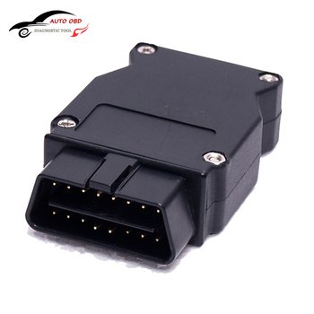 OBD Plug Adapter For bmw Enet Ethernet To OBD 2 Interface E-SYS ICOM Coding F-series Interface Connector Cable Diagnostic Tool image