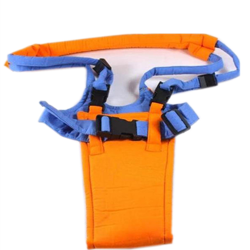 Hohe Qualität Orange Baby Walker Moon Walk Babi Walking Harness Kleinkind Walking Assistant Kid Keeper