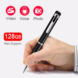 2019 New Portable HD Mini Professional Digital Audio Voice Sound Photo Recording Noise Reduction Recorder Pen Hand Writing