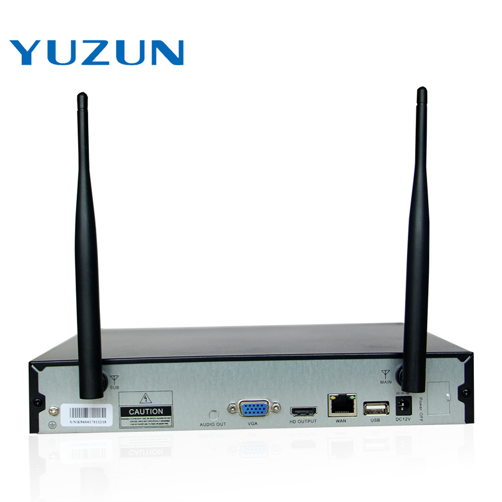 CCTV Sistemi 1080 P 4CH HD Kablosuz cctv kiti 2MP IR Güvenlik IP - Güvenlik ve Koruma - Fotoğraf 5