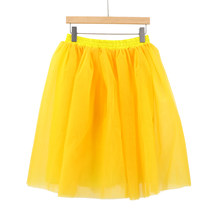 acb9b6b9d Vintage Yellow Skirt de alta calidad - Compra lotes baratos de ...