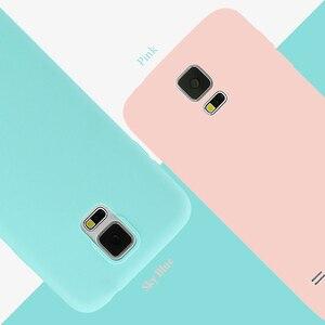 Image 3 - Funda de silicona suave TPU Color caramelo para Samsung Galaxy S5 S 5 SV i9600 G900F S5 Neo SM G903F G903 S5 Duos G9006 G9006V, funda, Capa