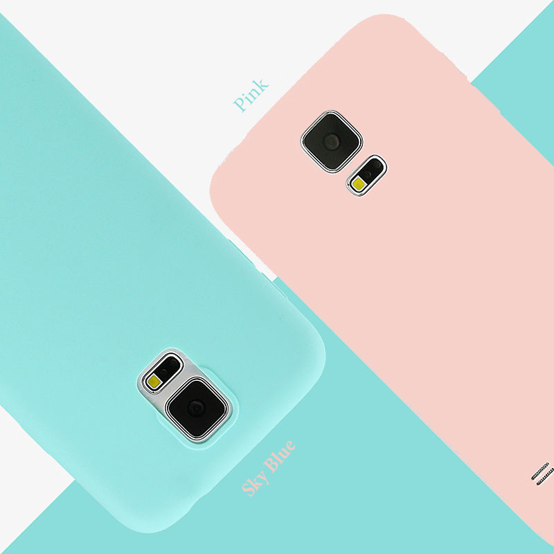 Image 3 - Soft Silicone TPU Candy Color Case for Samsung Galaxy S5 S 5 SV i9600 G900F S5 Neo SM G903F G903 S5 Duos G9006 G9006V Cover Capa-in Fitted Cases from Cellphones & Telecommunications
