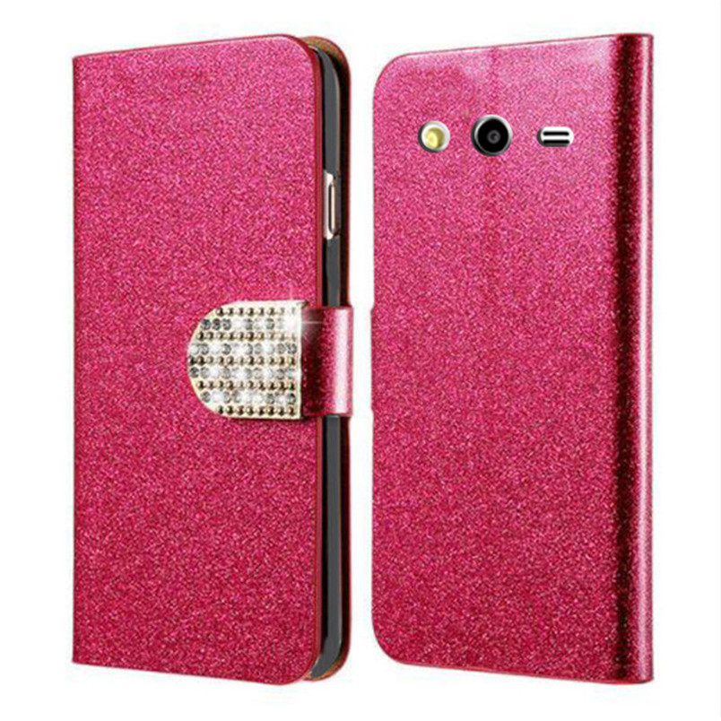 Flip Case for Samsung Galaxy Grand 2 Duos Grand2 G710 G7102 G7106 SM-G710 SM-G7102 SM-G7106 Phone Leather Cover G 710 7102 7106 image