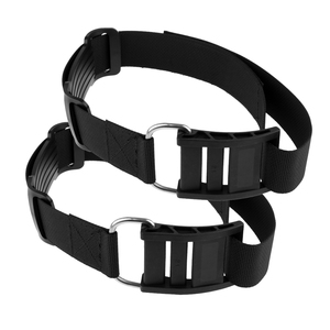 Image 4 - 2pcs Scuba Diving Tank Cylinder Strap Weight Webbing Belt with Buckle Black