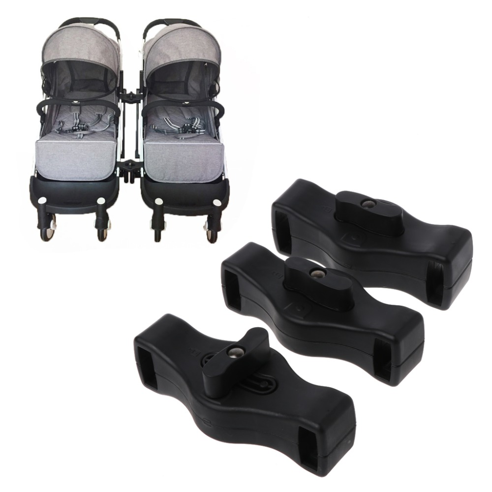 3pcs Coupler Bush Insert Into The Strollers for Yoyaplus Baby Stroller Connector Adapter Make Into Pram Twins 3pcs Coupler Bush Insert Into The Strollers for Yoyaplus Baby Stroller Connector Adapter Make Into Pram Twins