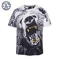 Hip Hop Camisetas Tops T Aptidão Homme Camisetas 3D impresso com raiva de cerveja padrão marca de moda do vintage clothing overed tamanho XXXL