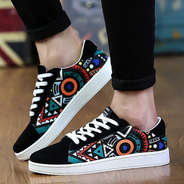 YEALON Original Skateboarding Shoes Men Sports Shoes Sneakers Chaussures Homme MenS Breathable