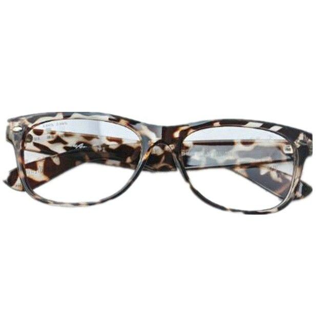 Large Frame Non Prescription Glasses : Online Get Cheap Leopard Print Reading Glasses -Aliexpress ...
