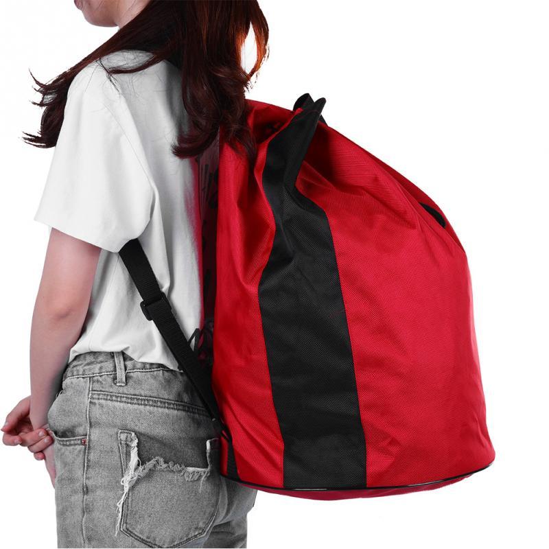 2 Colors Sport Training Rope Bag Adults Portable Sanda Taekwondo Protectors Gear Tools Shoulders Bag Backpack Gym Sport Bags