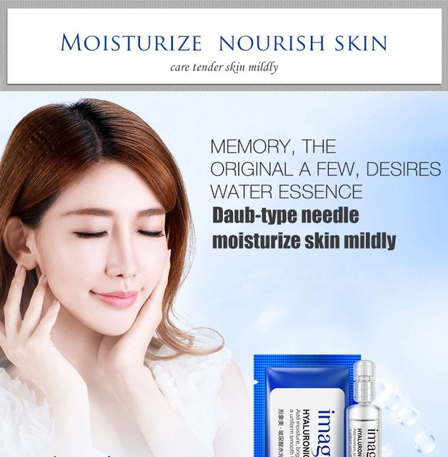 Hyaluronic Acid Liquid Shuiguang Needle Applicator Essence Moisturizing Face Serum Injections Liquid Skin Care