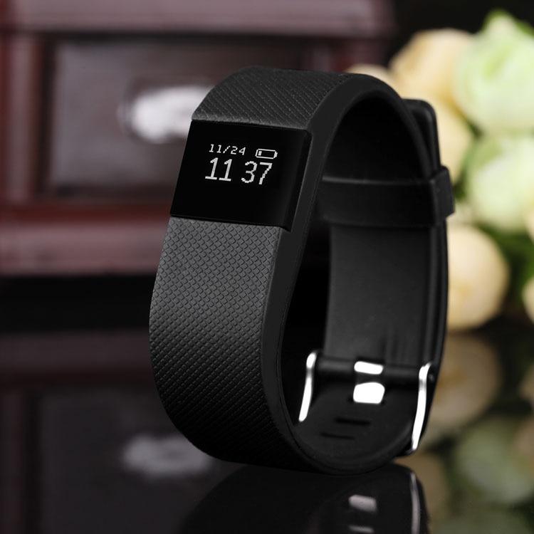 The new font b smart b font Bracelet Heart rate measuring heart rate monitor sleep health