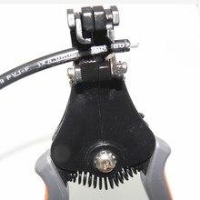 AWG24-10 (0.2-6.0mm2) WX-D2 Ontwerp Multi Functionele Kabel Draad Strippen Tang, Snijden En Krimpen Toolssolar