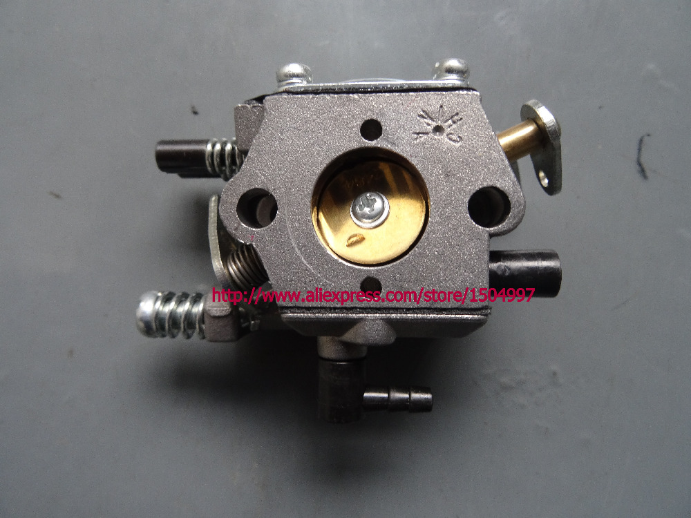 Replacement Parts New 45cc 52cc 58cc Chain Saw Carburetor 4500 5200 5800 Chainsaw Carburetor with Good Brand Stable  B 325 rim sprocket clutch drum needle bearing fit for petrol chain saw 45cc 52cc 58cc 4500 5200 5800 replacement parts