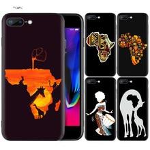coque iphone xs max femme africaine