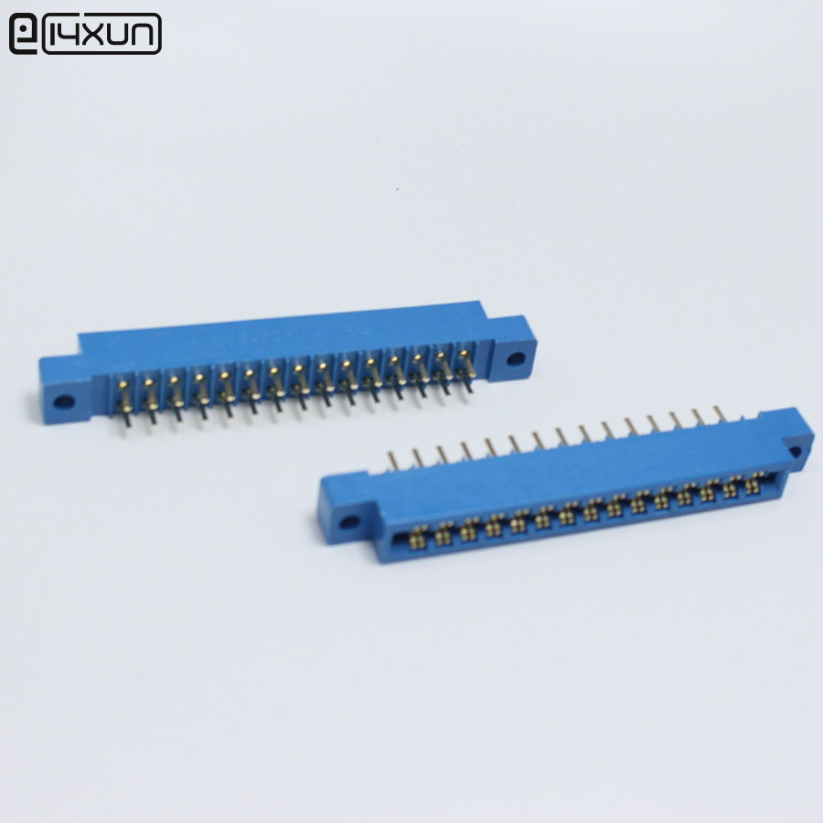 10pcs/Lot 805 Card Edge Connector 3.96mm Pitch 2x15Row 30