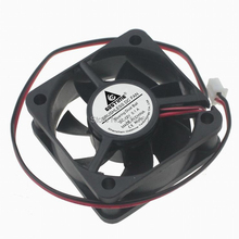 10 Pcs Gdstime 50mm DC 12V 2Pin 50x50x20mm Ball Bearing Computer Cooler Cooling Fan 5020 gdstime 1 piece 12v 50x50x20mm 5020 2pin ball bearing 5cm industrial dc motor equipment case cooling fan 50mm x 20mm cooler