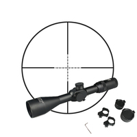Canis Latrans 4 16x50 SFIRF Side Focus Rifle Scope For Hunting Shooting OS1 0201