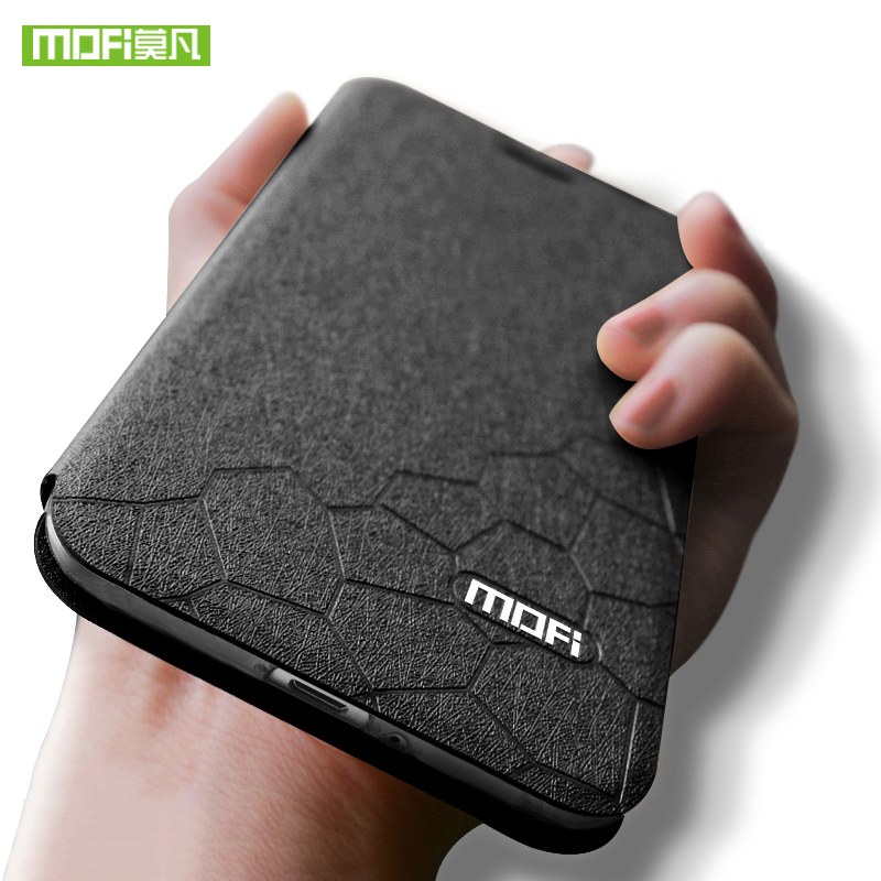 Original Mofi for Xiaomi Redmi 6 Case for Xiaomi Redmi 6 Pro Case Silicon Flip Full Cover Luxury Leather for Xiaomi Redmi 6 Case