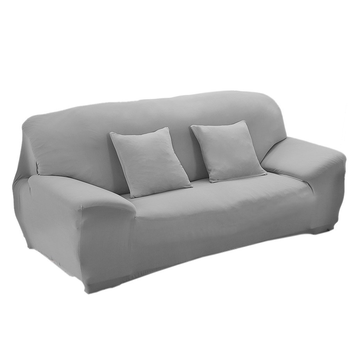 High quality sofas and chairs - High Quality 3 Seater High Elasticity Anti Mite Chair Covers Sofa Cover Slipcover Couch
