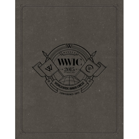 WINNER - WWIC 2015 IN SEOUL  + Photobook (166p) Release Date 2015-11-04 KPOP ALBUM 2013 g dragon world tour one of a kind in seoul booklet sticky note release date 2013 9 13 kpop album deliver from korea