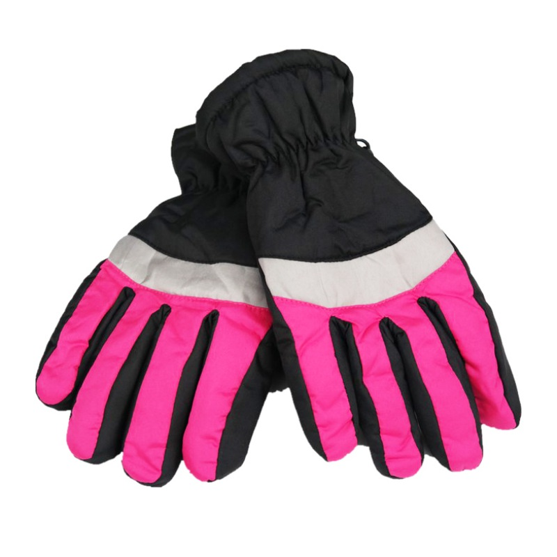 Winter Outdoor Men And Women Warm Gloves Windproof Non-slip Insulation Ski Gloves Wholesale New 7