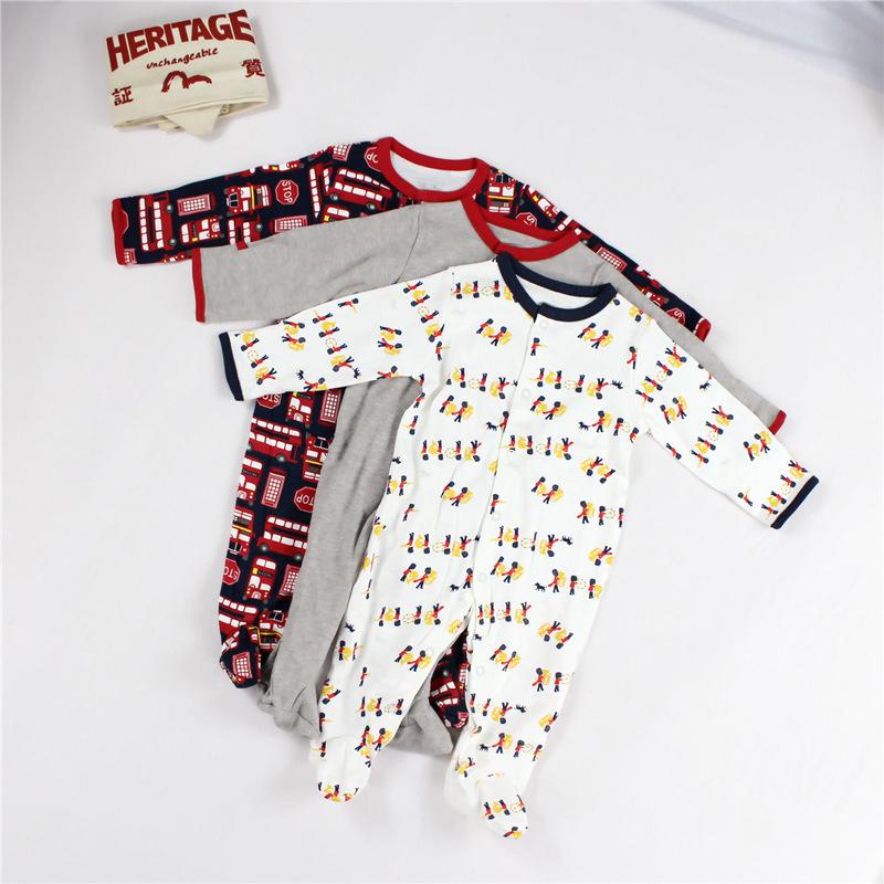 HTB1 cM6XLBNTKJjSszbq6yFrFXa9 - 3pcs Newborn Baby Girl rompers Cotton Baby clothes Children's Fashion vetement enfant fille Kid Winter Jumpsuit Boy Baby Apparel