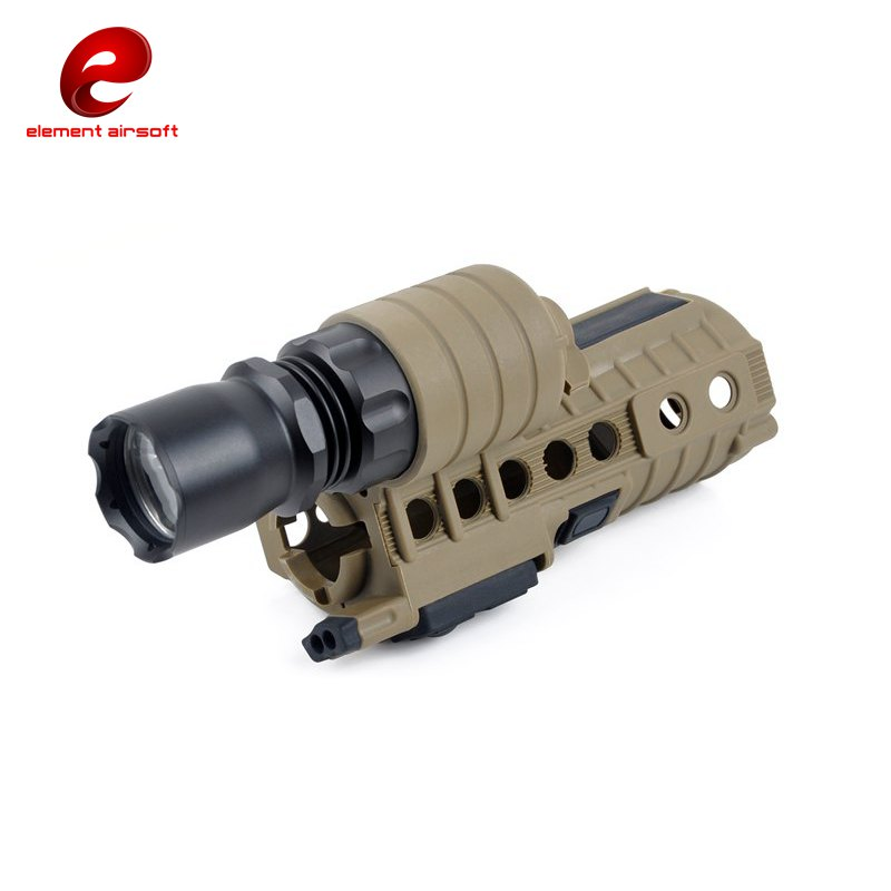 Z-TAC Surefire M500A tactique multi-usages brillant sans torche Version EX203 DE