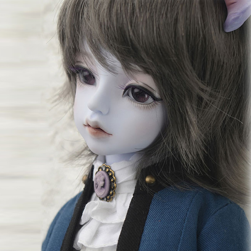 Soom Cheshire Supergem 1/4 bjd sd doll resin figures luts yosd kit doll sales volks toy gift handsome grey woolen coat belt for bjd 1 3 sd10 sd13 sd17 uncle ssdf sd luts dod dz as doll clothes cmb107